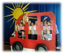 garbus przedszkola w raszynie